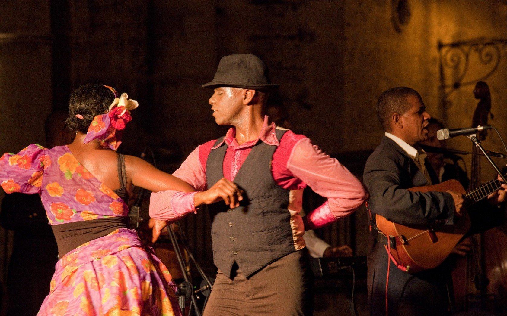 Cuban Salsa History